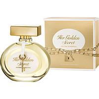 Antonio Banderas Her Golden Secret Eau de Toilette Feminino 50ml