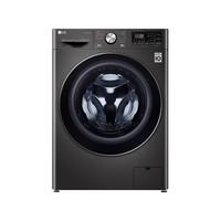 Lavadora e Secadora LG Vivace VC2 CV9011EC4 11kg Aço Escovado Black