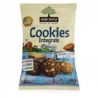 Cookies Orgânico Mãe Terra Castanha do Pará e Cacau 120g