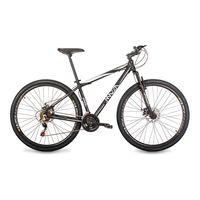 Bicicleta Fire Aro 29 Preta 19 Mzz 200 Preto Mazza Bikes