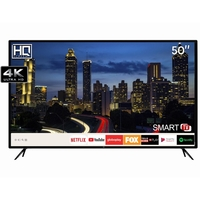 Smart TV LED 50 4K HQ HQSTV50NY