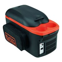 Mini Geladeira Portátil 8 L Bdc8 la Black And Decker Preto