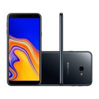 Smartphone Samsung Galaxy J4 Plus SM-J415G Desbloqueado 32GB Dual Chip Android 8.1 Preto