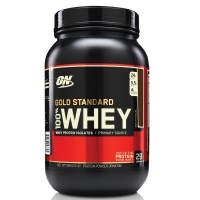 Suplemento Optimum Nutrition Gold Standard 100% Whey Chocolate 909g