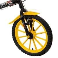 Bicicleta Track Bikes Dino Aro 16 Infantil Preta Fosca