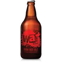 Cerveja Brasileira Way Irish Red Ale 310ml