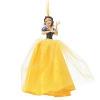 Enfeite Para Pendurar Disney Branca De Neve Amarelo