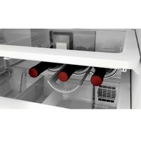Geladeira Brastemp Inverse BRE59AKANA Frost Free 460 Litros Inox 110V