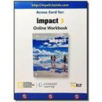 Impact - Ame - 3 - Online Workbook, Printed Access