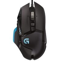 Mouse Tunable Gaming Logitech G502 Proteus Preto