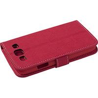 Capa para Celular e Cartão Galaxy S3 Case Mix Vermelho