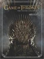 Game Of Thrones:The Poster Collection - 40 Removable Posters