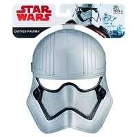 Máscara Hasbro Star Wars Episódio Viii First Order Captain Phasma