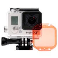 Filtro Para Câmeras GoPro Driftin DGP-313R Vermelho