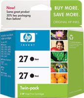 Cartucho de Tinta HP C9322FL Pack c/ 02