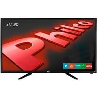 Smart TV LED 43'' Philco PH43N91DSGW Conversor Digital