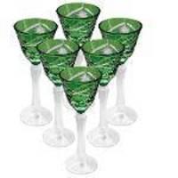 Conjunto De Taças Para Liquor  6 Pcs - Mm