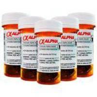 Combo 5x termogênico alpha axcell 30 cáps Power Supplements