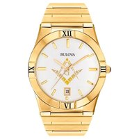 Relógio Bulova Maçonaria Wb21267hm