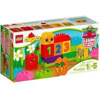 LEGO Duplo Meu Primeiro Jardim com Lagartinha 10831