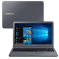 "Notebook Samsung Expert NP350XAA-VF3BR Intel Core i7-7500U 8GB 1TB 2GB 2,7GHz 15.6"" Windows 10 Cinza"