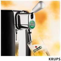 Chopeira Elétrica Arno Heineken Krups Beertender B101