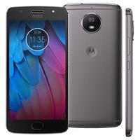 Smartphone Motorola Moto G5S XT1792 Desbloqueado GSM 32GB Dual Chip Android 7.1 Platinum