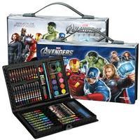 Maleta de Pintura Molin Avengers 72 Peças