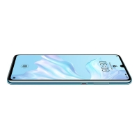 Smartphone Huawei P30 Desbloqueado 128GB Dual-Chip Android 9.0 Pie Azul Crystal