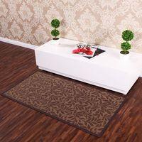 Tapete Titanium 0 60x1 20m Para Quarto E Sala Havan Floral Marrom