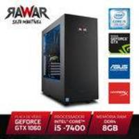 PC Gamer Rawar RW255PAZ INTEL I5 7400 8GB (Geforce GTX1060 de 6GB) 1TB