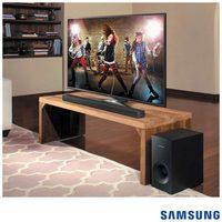 Soundbar Samsung HW-K360/ZD com Subwoofer Sem Fio 2.1 Canais 130W Preto
