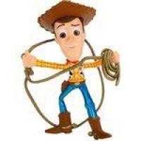 Boneco E Personagem Disney/pixar Jada Metal 10cm. Dtc