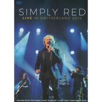 Simply Red Live In Switzerland 2010 - Dvd / Rock