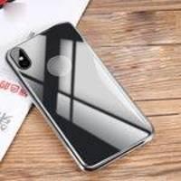 Baseus 0.3mm 4d Protetor De Tela Traseira De Vidro Temperado Para O Iphone Iphone X Proteção Do C