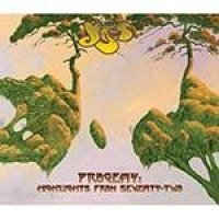 CD -  Yes - Progeny: Highlights From Seventy-Two (2 Discos)