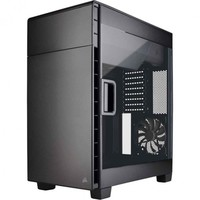 Gabinete Gamer Corsair Carbide Series 600C Clear Full Tower Cc 9011079 WW Sem Fonte Preto