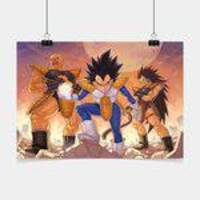 Poster Game Adesivo dragon ball zs 24 PG3545