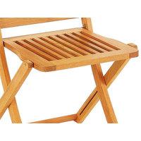 Cadeira Dobrável em Madeira Maciça Nice Tramontina