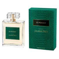 O Poder Juliana Paes - Perfume Feminino - Deo Colônia 100ml