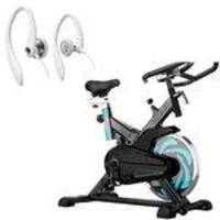 Bike Spinning Oneal Tp1000 Semi Profissional + Fone De Ouvido Philips