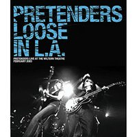 The Pretenders Loose In L.A. Blu-Ray Multi-Região / Reg.4
