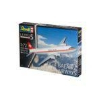 Kit De Montar 1:72 Dc 4 Balair Iceland Airways Revell