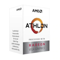 Processador AMD Athlon 3000G AM4 3.5Ghz 4MB Cache - YD3000C6FHBOX