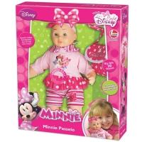 Boneca Lider Falante Passeio Minnie