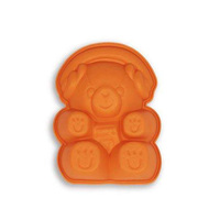 Forma Silikomart de Silicone Baby Line Urso