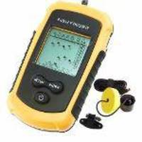 Sonar Portatil Fish Finder Ultra Sonico C/ Sonda Para Pesca