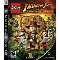 Lego Indiana Jones Playstation 3 Sony