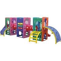 Three Kids Plus Ranni Play