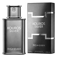 Kouros Silver de Yves Saint Laurent Eau de Toilette 100ml Masculino